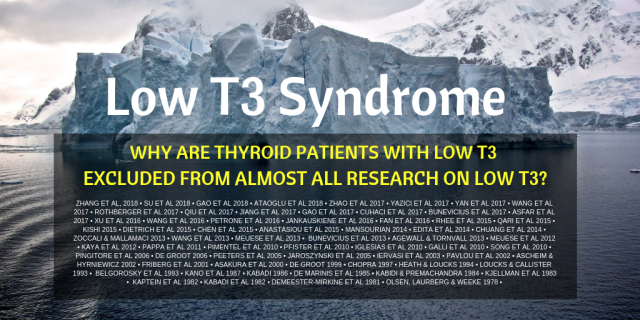 Low T3 Syndrome The tip of an iceberg-PAGE 4