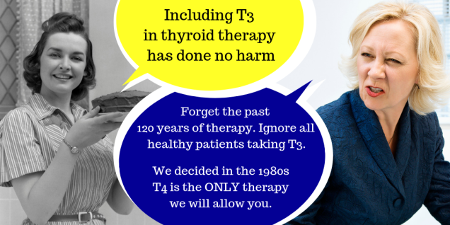 Forget the past 120 years of therapy