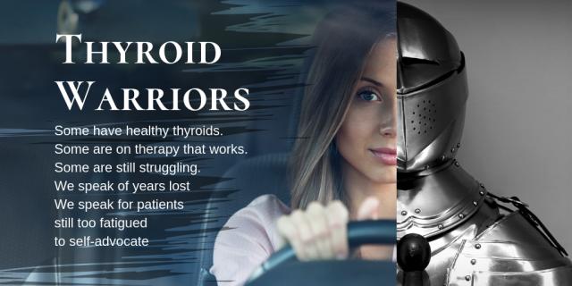 Thyroid warrior