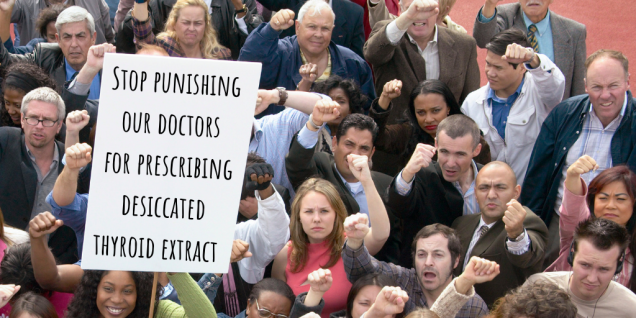 Stop punishing doctors