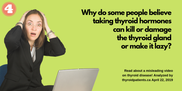 An example of thyroid science naivety and quackery4