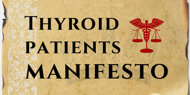 Thyroid-patients-manifesto
