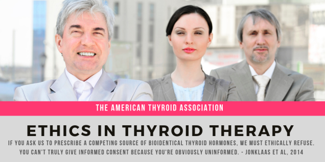 American Thyroid Association-Ethics