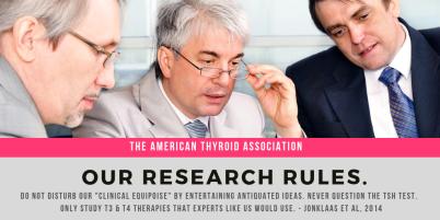 American Thyroid Association-research
